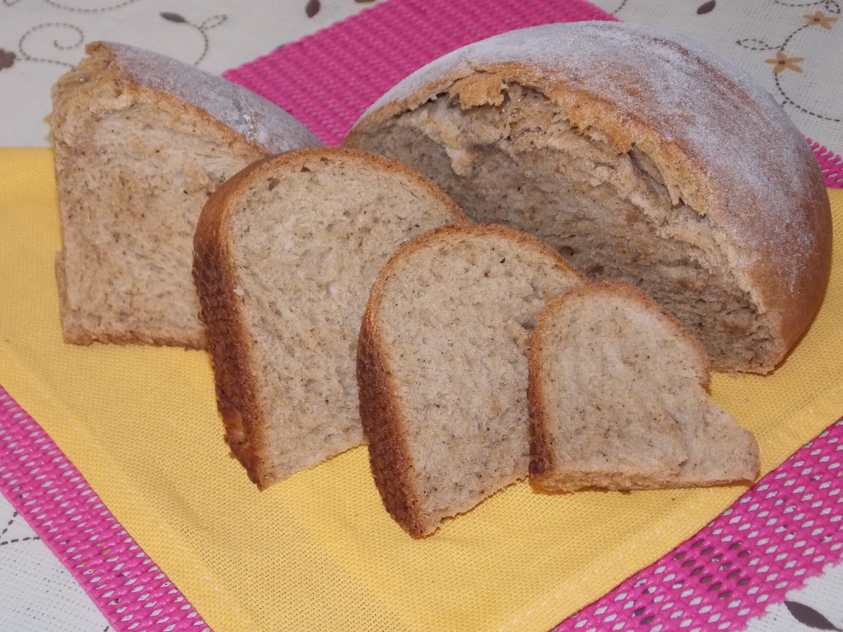 Как сделать пышным хлеб