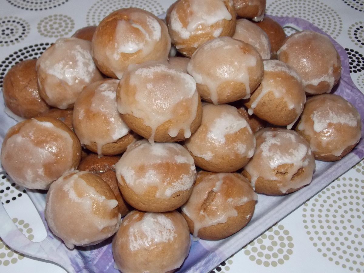 Домашние пряники на кефире с медом рецепт пошагово