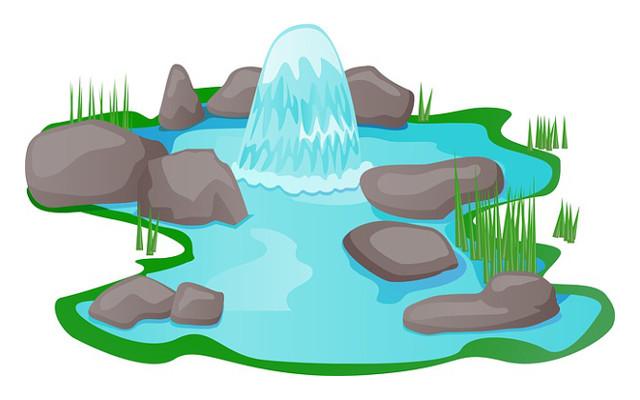 Озеро для рыбы своими руками 81