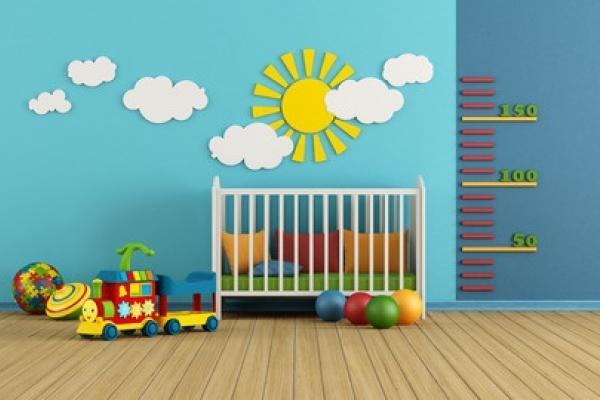 Идеальная детская комната — какая она?