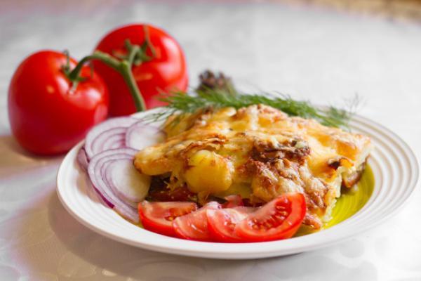 Мясо по-московски