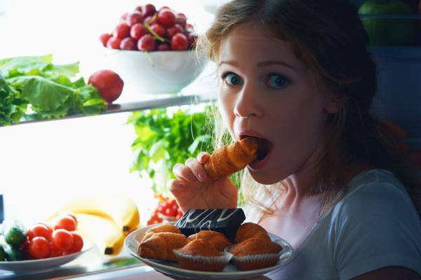 Делать срыв что диеты если произошел