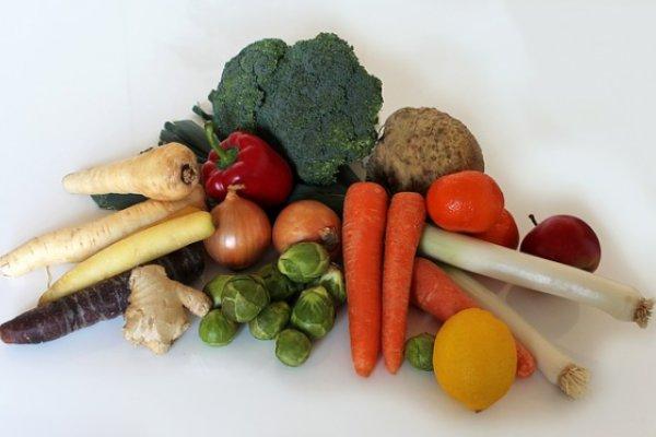 Топ-5 самых полезных зимних овощей и фруктов