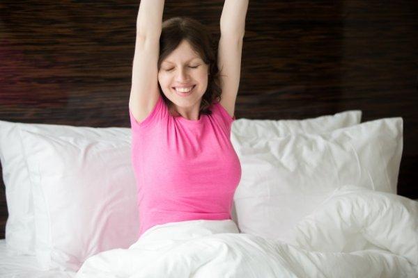 Как легко проснуться утром и сохранять бодрость весь день?