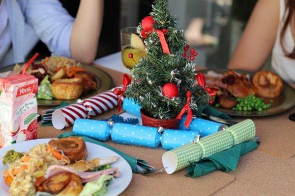 Как насладиться новогодними праздниками и не поправиться?