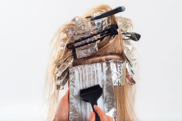10 причин неудачного окрашивания волос