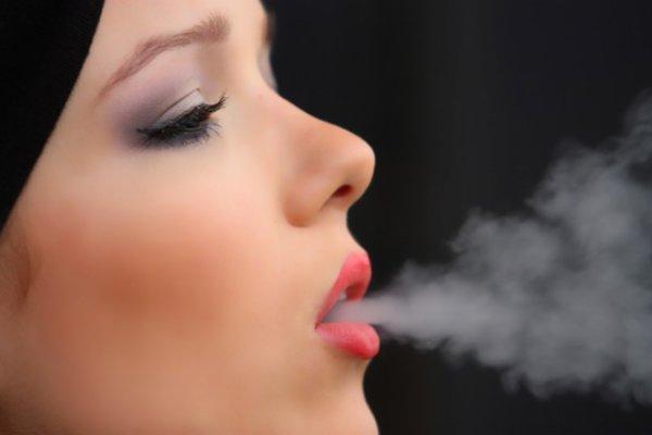 Влияние никотина на женскую красоту