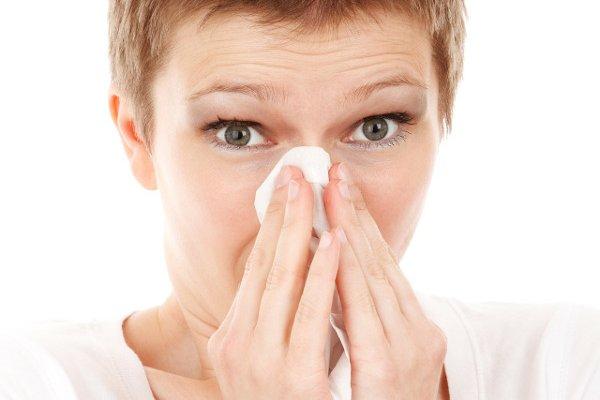 Как не заразиться простудой от окружающих