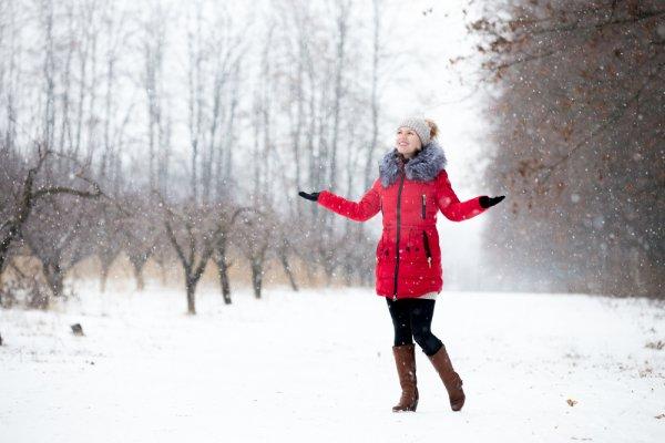 10 плюсов зимы
