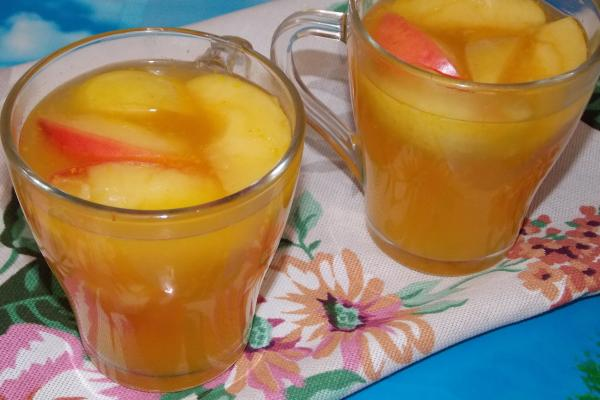 Как сварить компот из яблок и жмыха от ягод облепихи