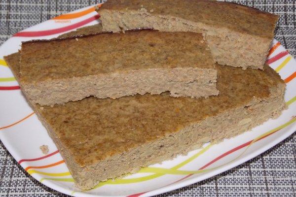 Запеканка из печени с рисом
