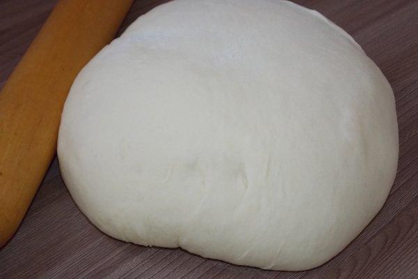 Дрожжевое тесто на смальце