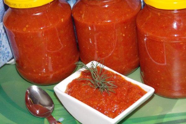 Как приготовить домашний кетчуп