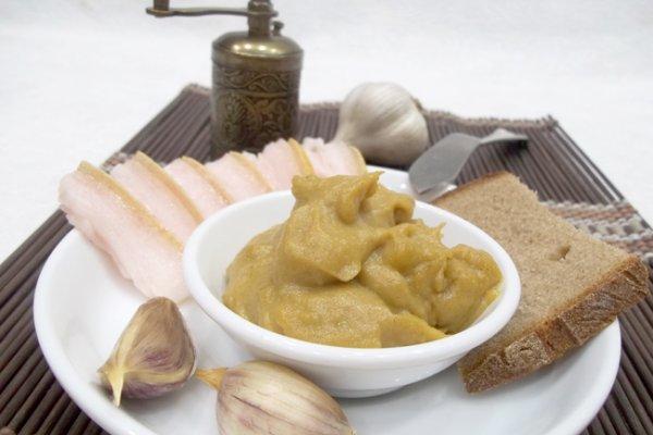 Как сделать горчицу