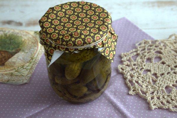 Острые маринованные огурцы без сахара с яблочным уксусом