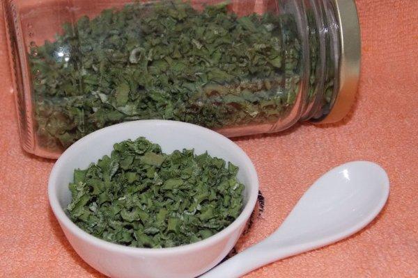 Как засушить зеленый лук