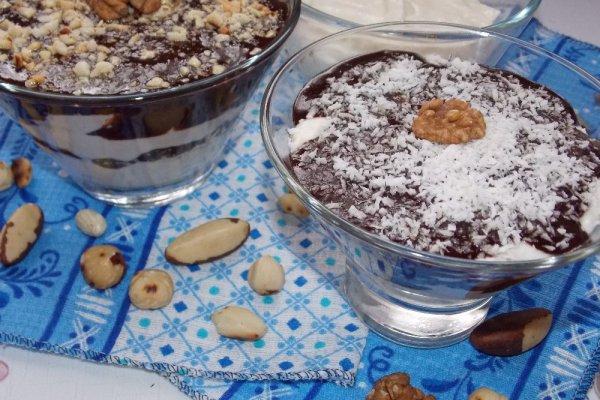 Нежный творожный десерт с шоколадом