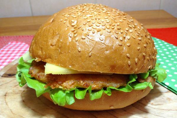 Фишбургеры из щуки
