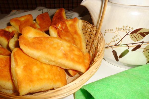 Пирожки старорусские с мясом