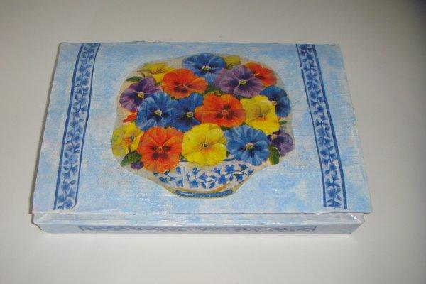 Делаем швейный органайзер из коробки из-под конфет
