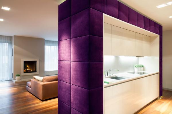 Кухня-студия — идеи перегородок между кухней и гостиной