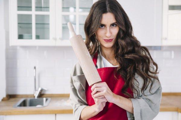 Женщина-домохозяйка — это звучит гордо?