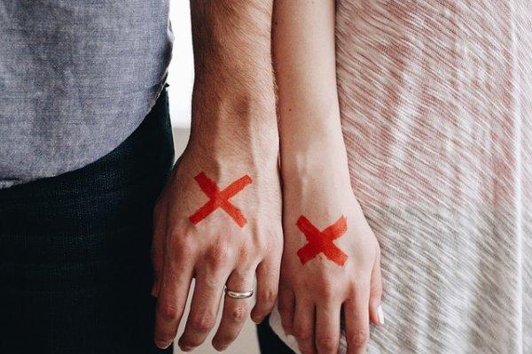 3 типа пар, которые находятся в зоне риска