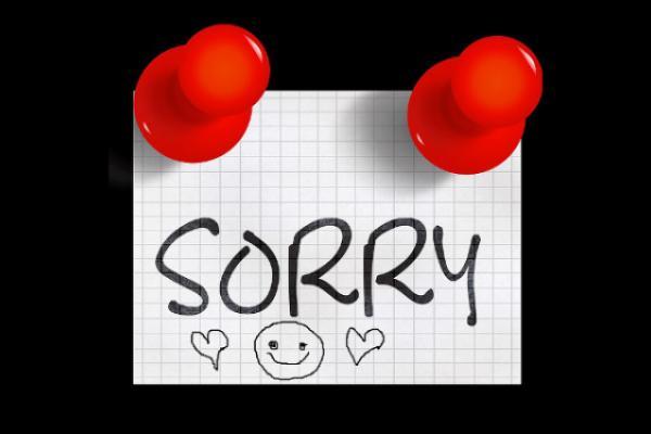 Как оригинально попросить прощения у любимого