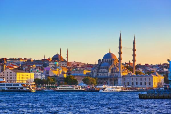 Когда лучше отдыхать в Турции?