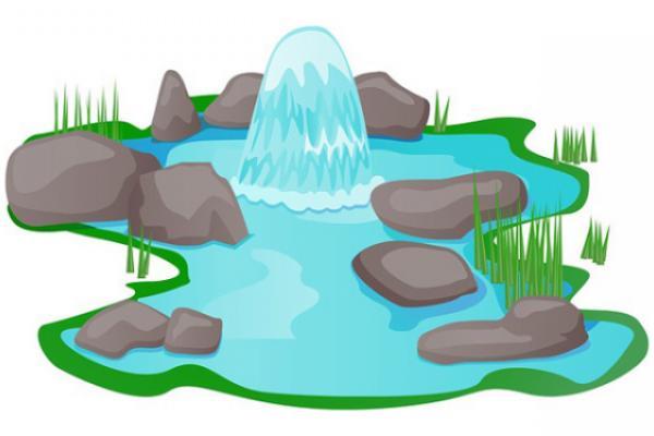 Как сделать пруд на даче своими руками