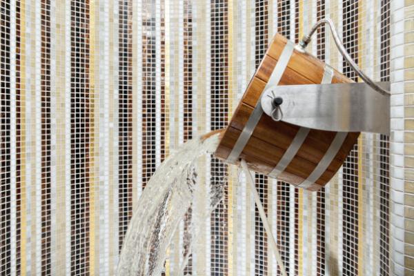 Обустройство бани: отделка помывочной и утепление строения