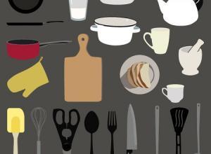 10 хитростей, которые помогут хозяйке на кухне
