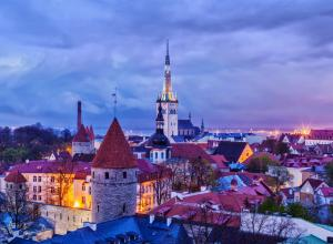 Путешествия по Европе: Таллин