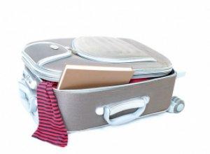 7 правил рациональной упаковки чемодана успешной девушки