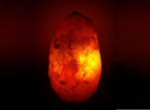 В чем польза солевой лампы?