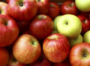 Яблоко — ценный фрукт