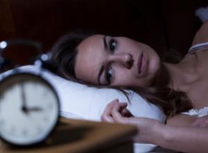 Бессонница, ее причины и лечение