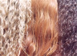 Как вернуть окрашенным волосам натуральный цвет