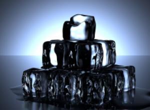 Использование льда для ухода за кожей лица