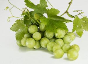Домашняя косметика из винограда