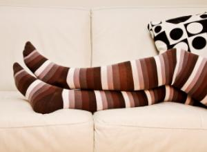 ТОП-5: домашние средства от усталости ног