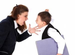 Конфликт в школе: ребенок против учителя. Что делать?