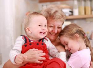 Бабушкины внуки