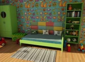 Как сохранить в комнате ребёнка порядок