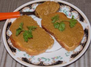 Домашняя горчица с мандариновой цедрой