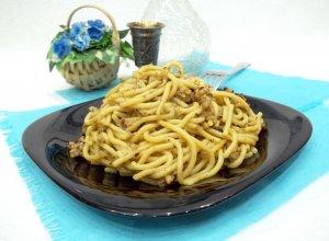 Спагетти по-флотски