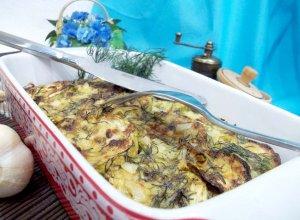 Запеканка из кабачков и мяса