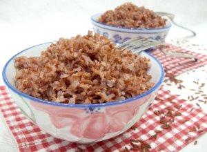 Сколько и как варить красный рис