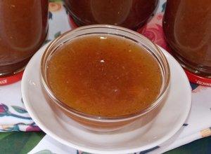 Цитрусово-имбирный джем