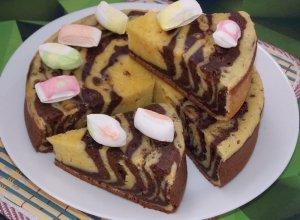 Десертный пирог на сметане в мультиварке